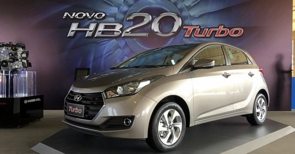 Hyundai lança HB20 1.0 turbo a partir de R$ 47.445; Aceleramos as ...