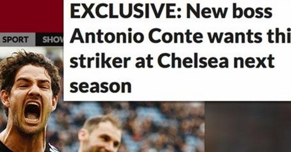 Novo treinador do Chelsea pede permanência de Pato e anima o ...