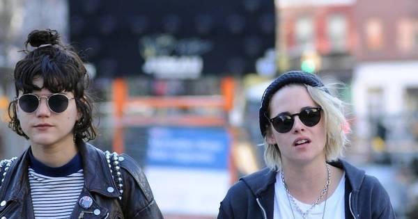 Com calça desabotoada, Kristen Stewart se irrita com fotógrafo em ...
