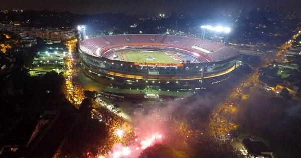 São Paulo esgota ingressos para jogo com o Atlético-MG na ...