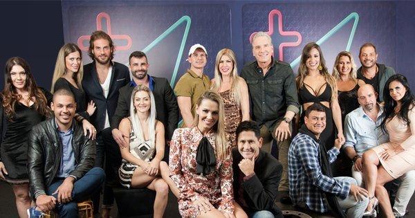 Com intrigas entre participantes, estreia de Power Couple Brasil ...