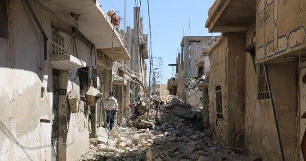 """ONU pede à Rússia e aos EUA para salvarem trégua na Síria """"do ..."""