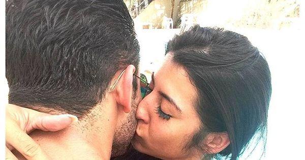 Assumiu? Priscila Pires aparece comemorando o dia do beijo com ...