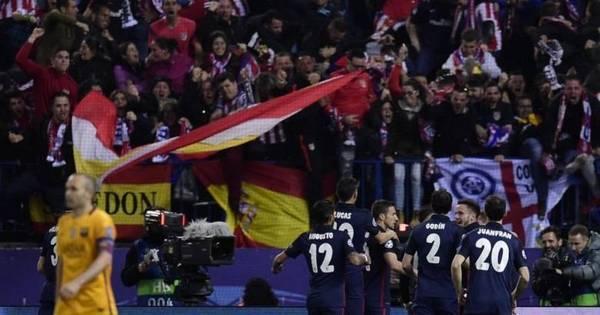 Barcelona perde e cai nas quartas da Liga dos Campeões. Bayern ...