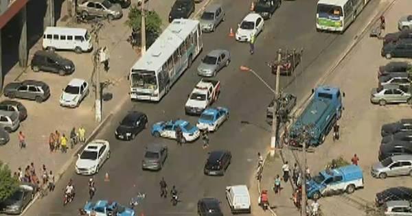 Policial mata colega durante briga de trânsito em Caxias - Notícias ...