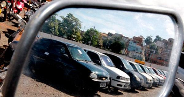 Detran- BA leiloa veículos apreendidos em Salvador e Feira de ...