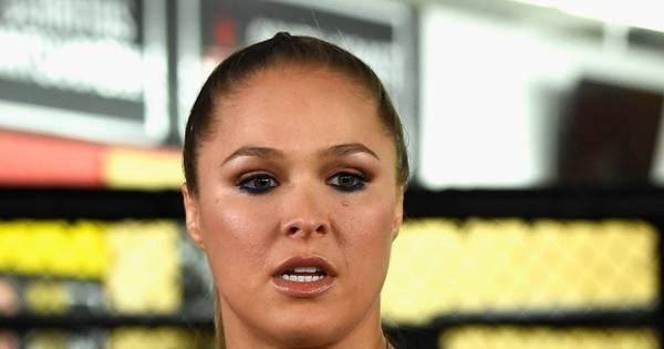 Por uma resposta atrapalhada, Ronda Rousey caiu em polêmica ...
