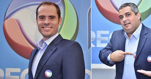 Record contrata Ricardinho do vôlei e jornalista Ricardo Martins ...