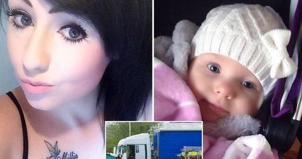 Mãe salva bebê de atropelamento e morre ao ser atingida por ...