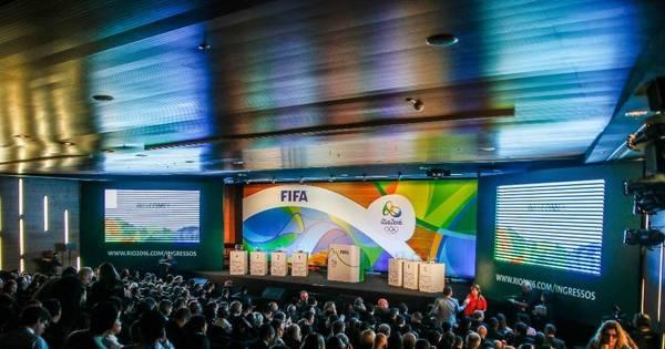Rio 2016: Brasil escapa da Alemanha no sorteio dos grupos do ...