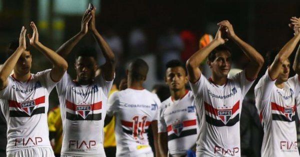 Na altitude de La Paz, São Paulo joga por empate para se ...