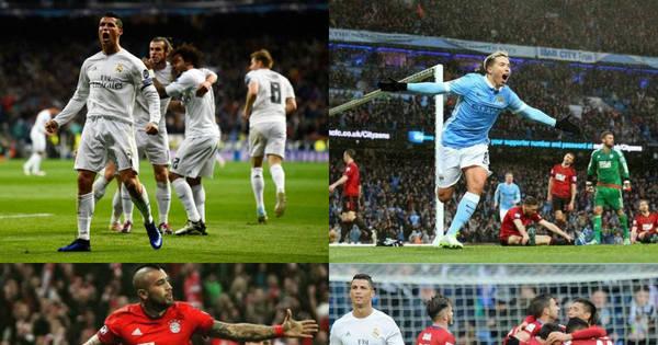 Liga dos Campeões já tem semifinais definidas; confira - Esportes ...