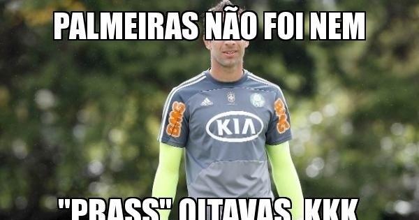 Queda do Verdão na Libertadores vira piada nas redes sociais ...