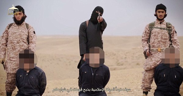 Terrorista que ameaçou atacar o Brasil já apareceu em vídeo de ...