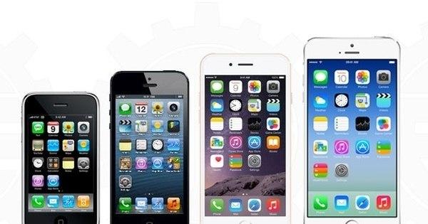 Número de iPhones vendidos cai pela primeira vez na história ...