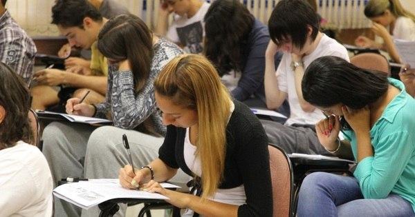 Estudantes têm até sábado para se inscrever em 1º simulado on ...