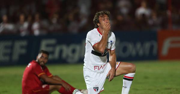 Vexame do São Paulo no Paulistão pode afetar a Libertadores ...