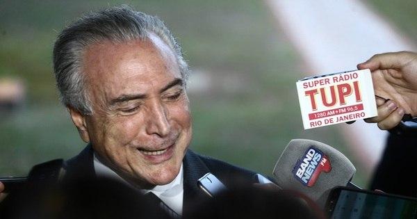 Temer busca negociação com Renan - Notícias - R7 Brasil