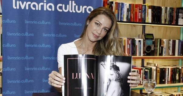 Playboy de Luana Piovani está encalhada, diz jornal ...