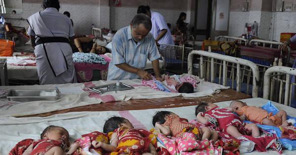 Fábrica de bebês: hospital na Índia é desmascarado por realizar ...