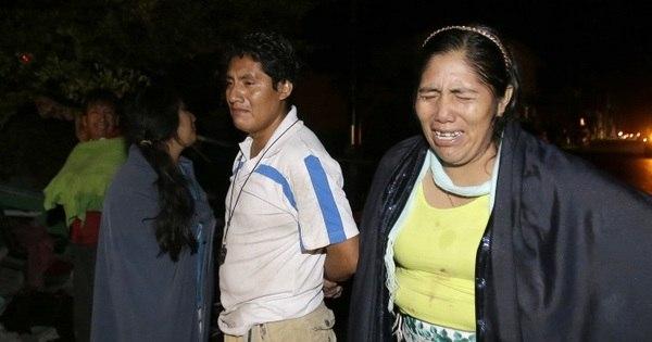 'Preciso encontrar meu bebê': o desespero das vítimas do terremoto ...