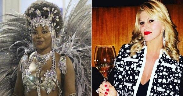Ludmilla processa Val Marchiori por injúria racial - Entretenimento ...