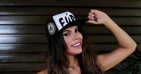 Musa do Botafogo quer ganhar espaço no mundo fitness - Fotos ...