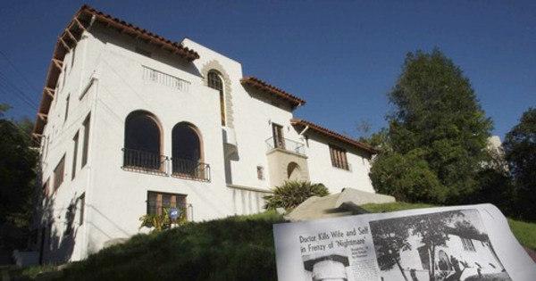 Fotógrafo revela fotos sinistras de mansão que foi palco de um ...