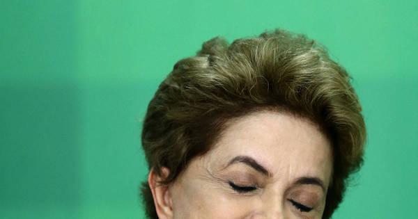 """Líderes partidários acusam Dilma de """"encenar"""" que é vítima de um ..."""