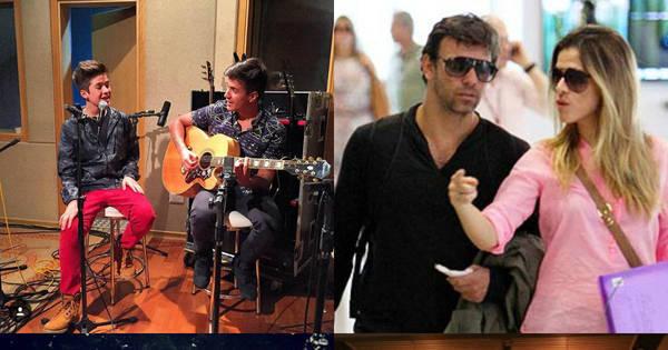 Confira famosos que são parentes e você nem imaginava - Fotos ...