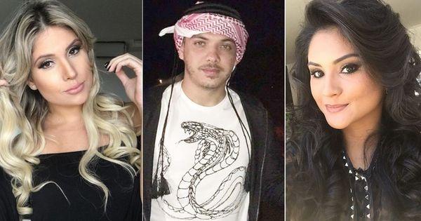 Fãs fazem campanha para gritar nome de ex-mulher de Safadão em ...