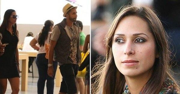 Morena flagrada com Latino já foi destaque em páginas policiais ...