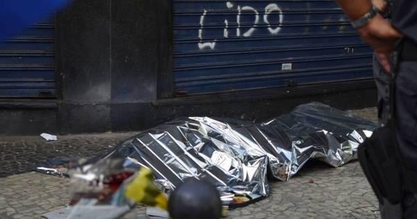 Polícia investiga execução de homem em rua de Copacabana ...