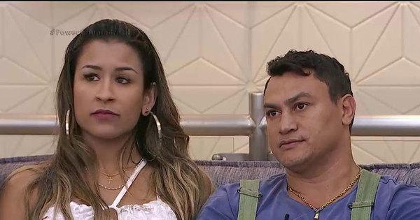 Popó e Emilene são eliminados do Power Couple Brasil após ...