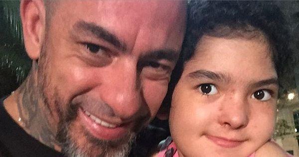 """Henrique Fogaça se declara para filha: """" Apaixonado pela minha ..."""