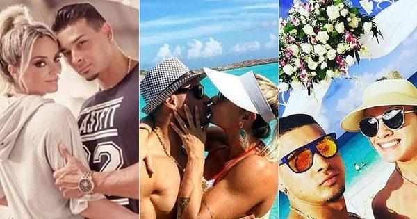 Último romântico! Felipe Franco prova que gosta tanto de Juju ...