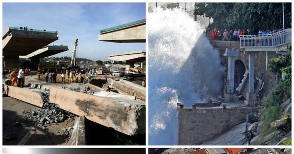 Brasil tem histórico de tragédias em obras públicas. Relembre casos