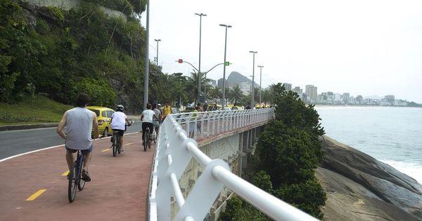 Novo trecho de ciclovia será inaugurado no sábado e Prefeitura ...