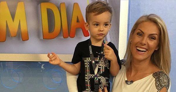 Ana Hickmann posta foto do filho e internautas se surpreendem com ...