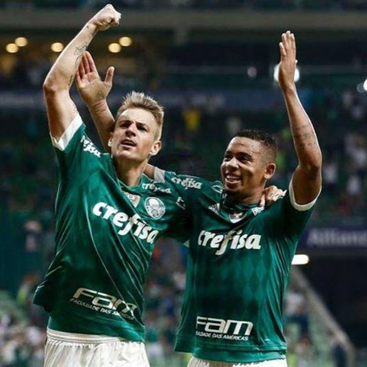 O Palmeiras está atento ao mercado e disposto a fazer o que for preciso  para reforçar o time na próxima temporada 0d11e8ee17e6c