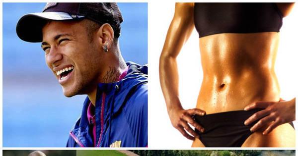 Neymar querendo uma namorada, mansões dos atletas e como ...