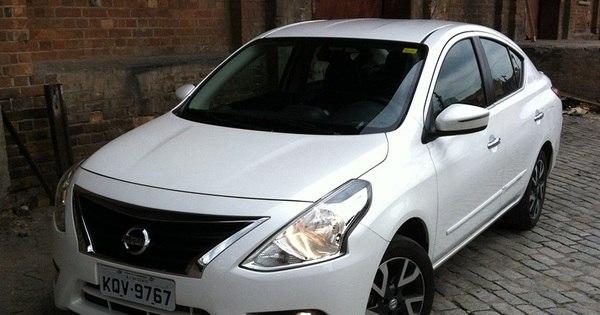Avaliação: Nissan Versa Unique 1.6 atende pela expressão de que ...