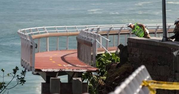 TCM-RJ diz que falhas identificadas na ciclovia Tim Maia não eram ...