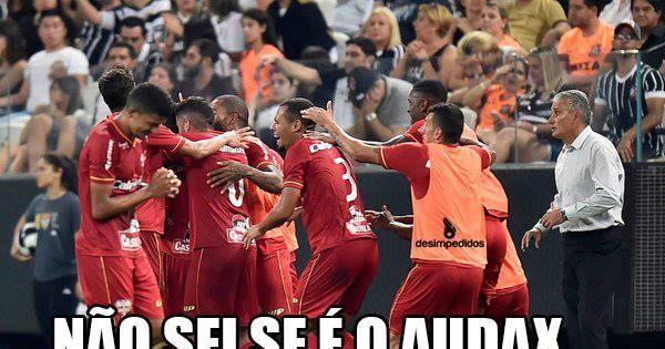 Queda do Corinthians no Paulistão vira meme para a alegria dos ...