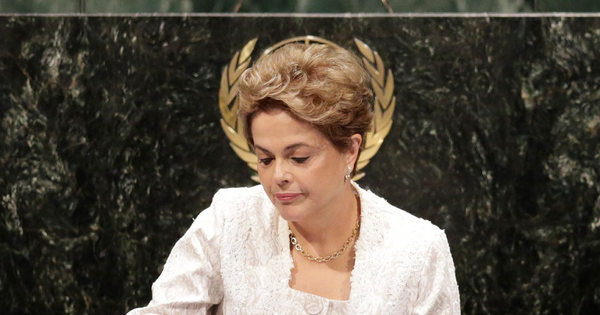 Dilma recorre a pacote de medidas populares e publicidade contra ...