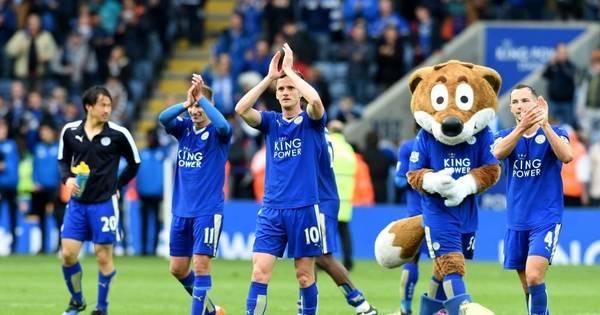 Empate com o Manchester United atrasa Leicester de levantar a ...