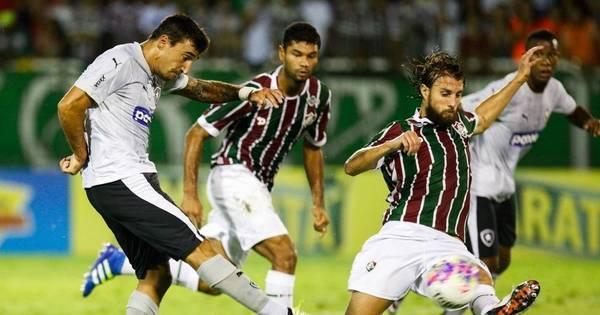 Botafogo vence Fluminense e será o rival do Vasco na decisão do ...
