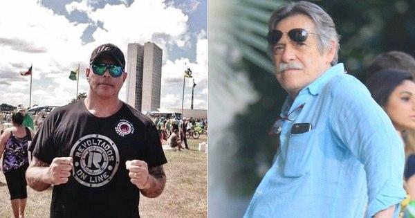 Frota critica Zé de Abreu após briga em restaurante e dispara ...