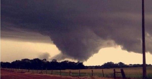 RS: uma pessoa morre e oito ficam feridas após tornado - Notícias ...