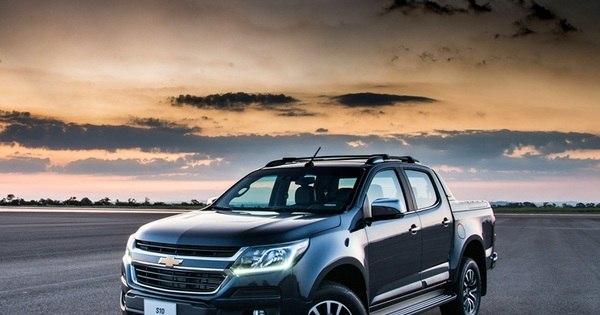 Nova Chevrolet S10 muda no design, ganha tecnologias e ainda ...